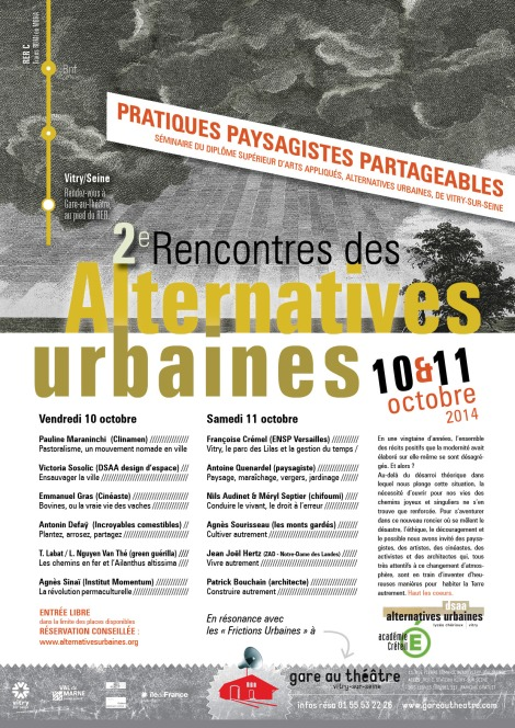 programme alternatives urbaines 2014-1