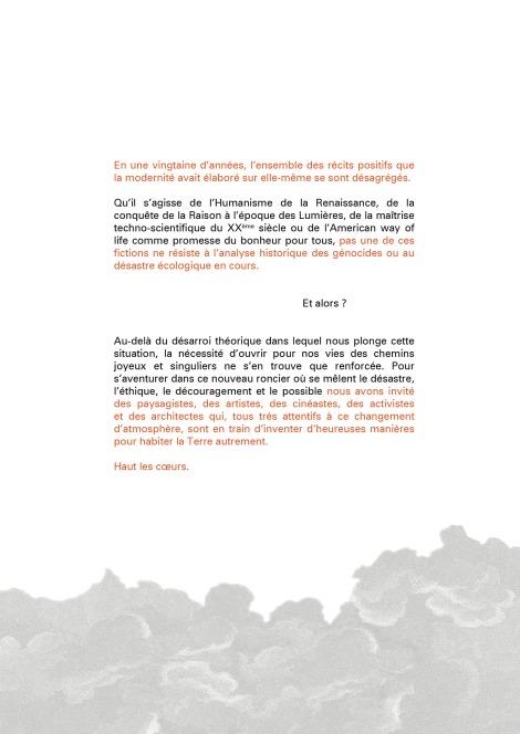 programme alternatives urbaines 2014-2