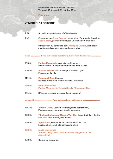 programme alternatives urbaines 2014-3