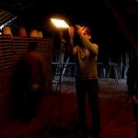 Rangement et aménagement de la grande halle