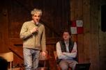Christophe Laurens, enseignant DSAA Alt-U, et Paul-Emmanuel Loiret, architecte et enseignant.